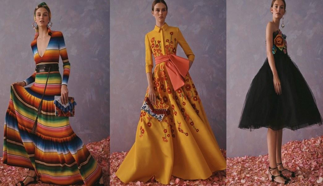 Colección de Carolina Herrera, una copia, no inspiración: Cultura