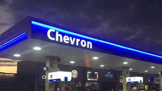 Foto Chevron encabeza lista de la gasolina más cara 3 junio 2019