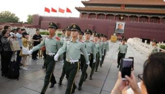 Foto: Twitter se ha disculpado por suspender cuentas que criticaban al gobierno de China tras la masacre de Tiananmen el 4 de junio de 1989, junio 2 de 2019 (Reuters)
