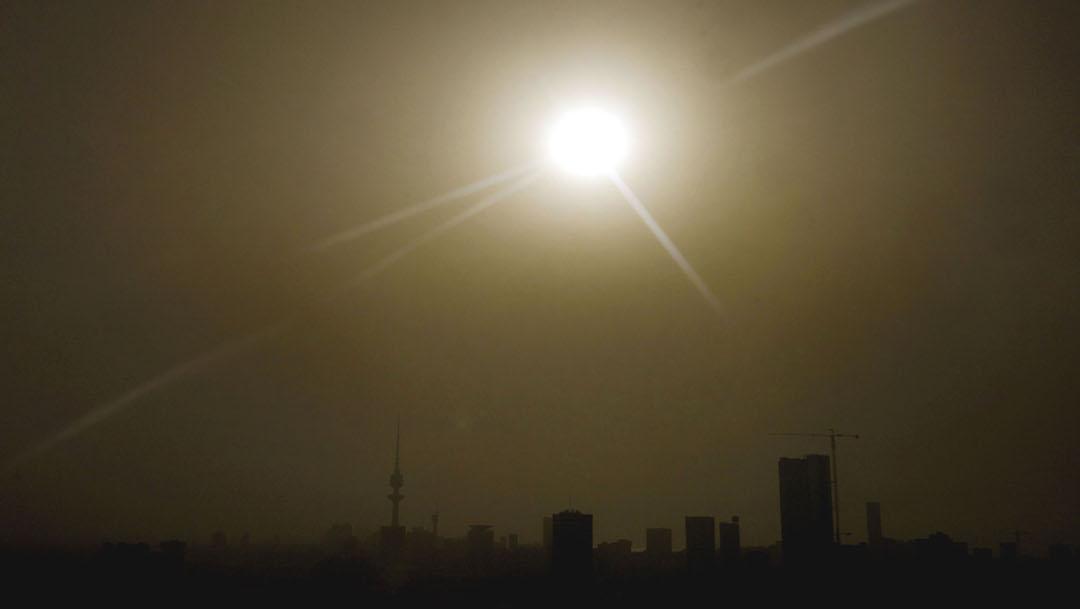 Foto Ola de calor en Kuwait alcanza los 63 grados 17 junio 2019