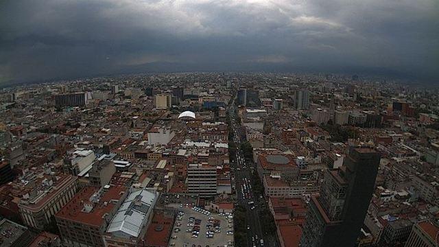 Foto: Prevén lluvias en la CDMX, 15 junio 2019