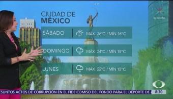 Clima Al Aire: Pronostican ambiente caluroso en 22 regiones de México