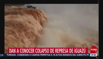 Foto: Represa Iguazú Fallas Eléctricas Argentina 20 Junio 2019