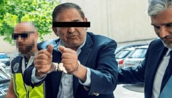FOTO Conceden libertad bajo fianza a Alonso Ancira 28 JUNIO 2019