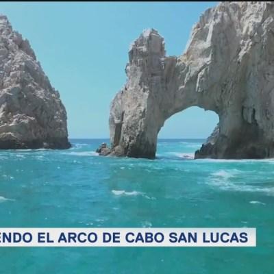 Conociendo el arco de Cabo San Lucas