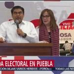 FOTO: Continúa conteo de votos tras jornada electoral en Puebla, 2 Junio 2019