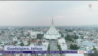 Continúan oraciones por líder de 'La Luz del Mundo' en Guadalajara