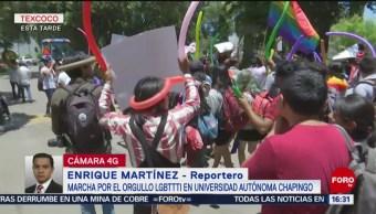 """Foto: Contra discriminación a la Comunidad LGBTTTI, """"falta mucho por hacer"""""""