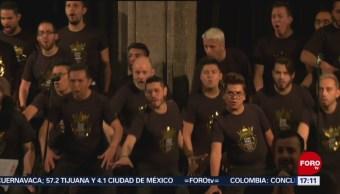 FOTO: Coro gay de CDMX impulsa la diversidad, 29 Junio 2019