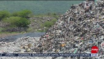 Foto: Desechos Generamos México Basura 19 Junio 2019