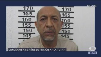 FOTO: Dan 55 años de prisión a Servando Gómez 'La Tuta', 17 Junio 2019