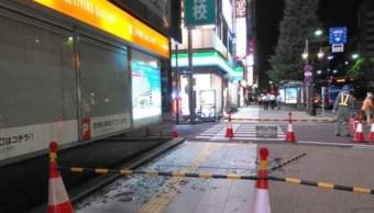 foto Así fue el sismo de hoy en Japón 18 junio 2019