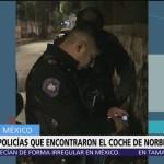Declaran dos policías CDMX por caso Norberto Ronquillo