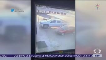 Delincuentes secuestran a empresario afuera de restaurante en Chihuahua