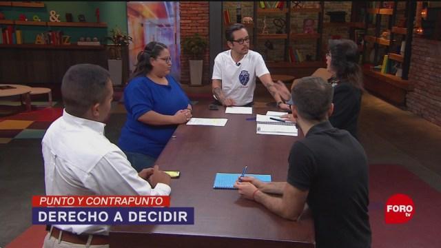 Foto: Derecho Mujeres Decidir Embarazo Aborto 28 Junio 2019