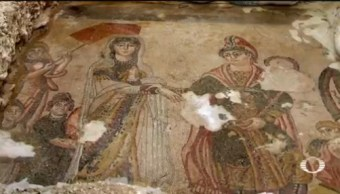 Foto: Descubrimientos Cultura Romana Roma 10 Junio 2019