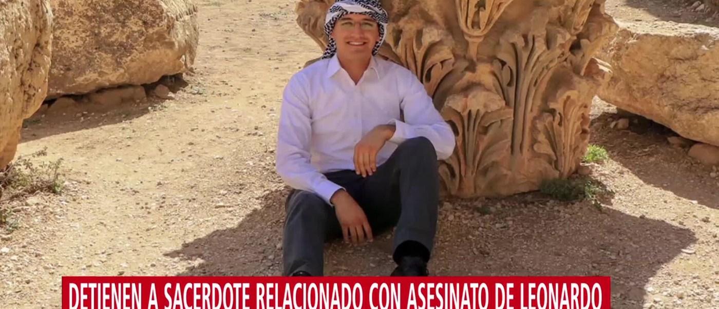 Detienen a sacerdote relacionado en homicidio de Leonardo Avendaño