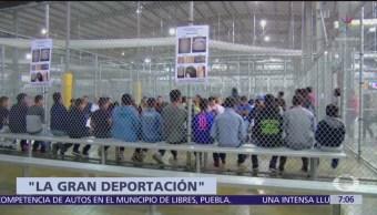 Donald Trump suspende redada contra migrantes en 10 ciudades