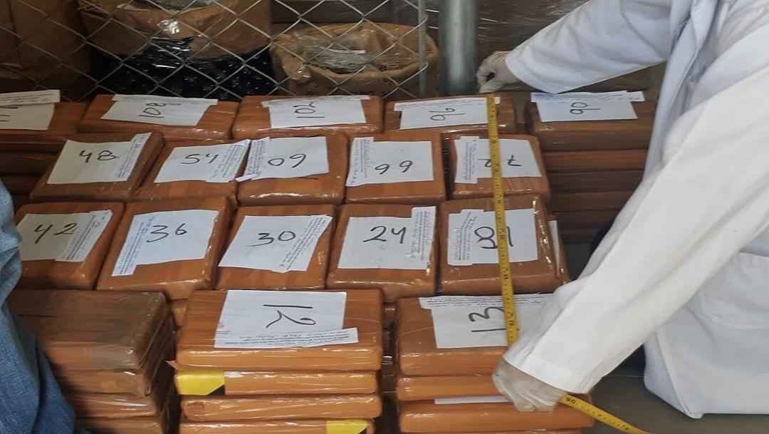 Sedena asegura 142 kilos de cocaína en San Luis Potosí