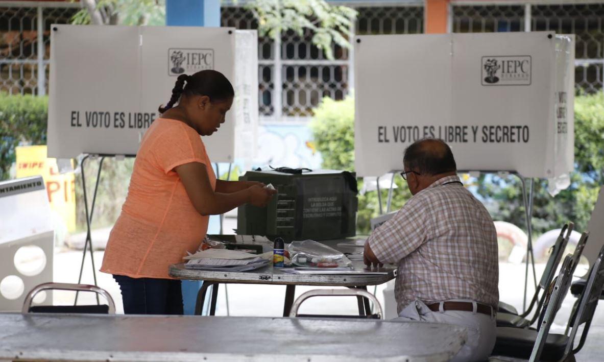 PREP arroja ventaja para PRI y coalición PAN-PRD en Durango