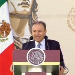 Foto: Alfonso Durazo Montaño, secretario de Seguridad y Protección Ciudadana del gobierno federal, 30 junio 2019