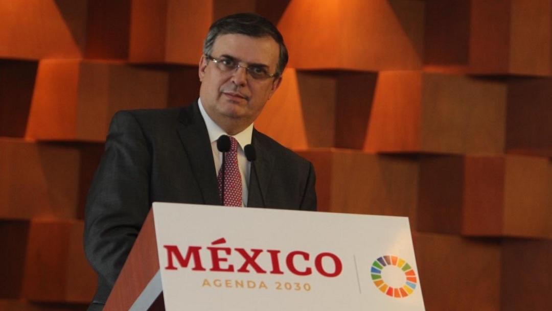 Ebrard: Agenda 2030, prioridad para el Gobierno de la República