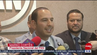 FOTO: EEUU ya le tomó la medida a López Obrador: Marko Cortés
