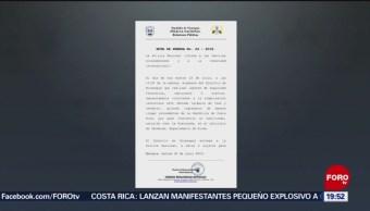 Foto: Ejército Nicaragua Captura Supuestos Terroristas Isis 25 Junio 2019