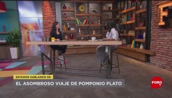 Foto: 'El asombroso viaje de Pomponio Flato' 7 Junio 2019