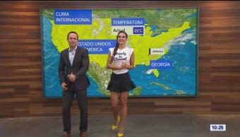 El clima internacional en Expreso del 19 de junio del 2019