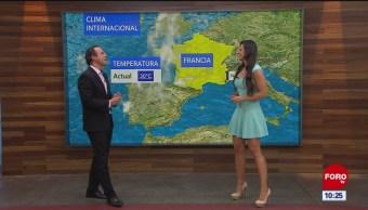 El clima internacional en Expreso del 24 de junio del 2019