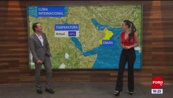 El clima internacional en Expreso del 26 de junio del 2019