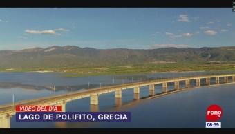 #ElVideodelDía: Lago de Polifito, Grecia