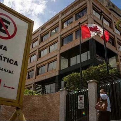 Venezuela califica como acto hostil cierre de embajada de Canadá en Caracas