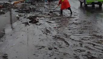 Foto PC alerta a Guerrero, Oaxaca y Veracruz por lluvias fuertes 7 junio 2019