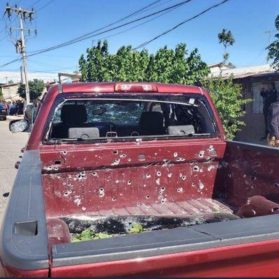 Enfrentamiento en Agua Prieta, Sonora, deja cinco muertos