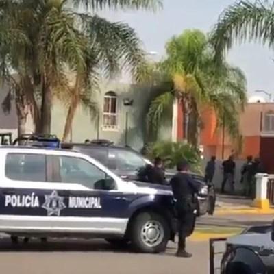 Policías y civiles armados se enfrentan en Tlajomulco, Jalisco