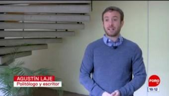 Entrevista con Agustín Laje