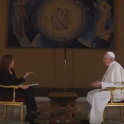 VIDEO: Entrevista completa del papa Francisco con Valentina Alazraki