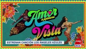 FOTO: Estrenan canción Los Ángeles Azules