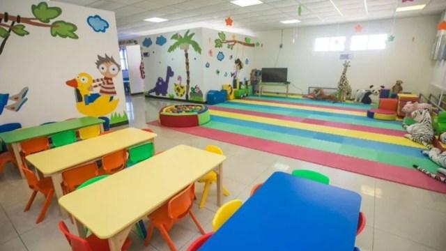 Foto: Estancia infantil en México