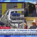 Estos son los acuerdos entre México y Estados Unidos sobre migración