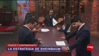 Foto: Estrategia Seguridad Claudia Sheinbaum Cdmx 18 Junio 2019