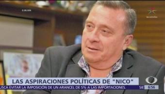 Exchofer de AMLO busca crear su partido político