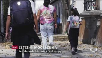 Foto: Falda Pantalón Niñas Niños Uniforme Escuela 3 Junio 2019
