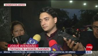 Foto: Familiares Piden Justicia Asesinato Estudiante Hugo Avendaño 13 Junio 2019