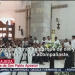 FOTO: Familiares y amigos despiden restos de Norberto Ronquillo