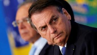 Foto: Jair Bolsonaro, presidente de Brasil. El 13 de junio de 2019