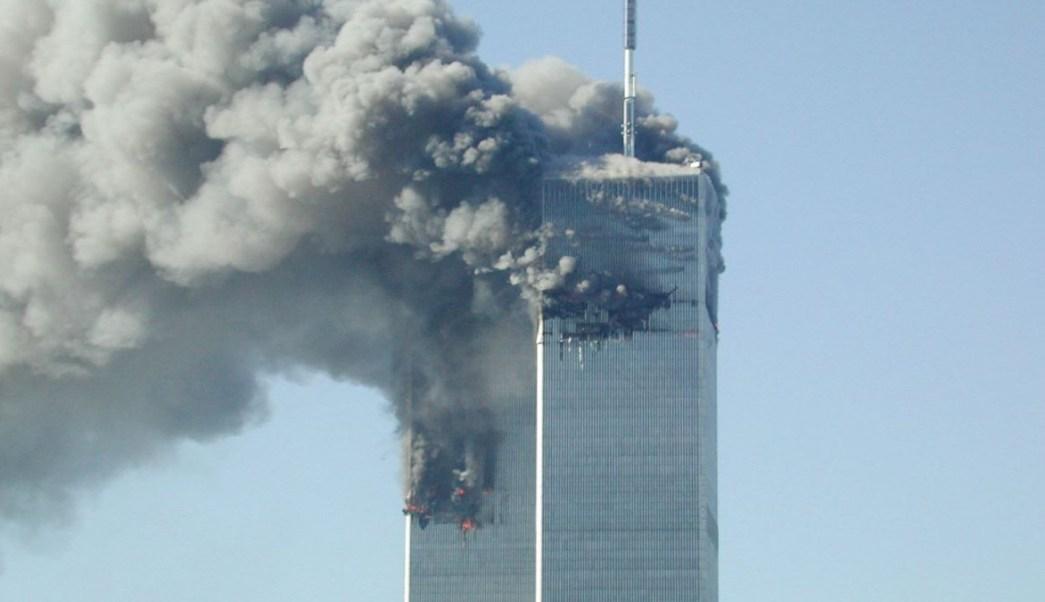 Foto: Dos aviones se estrellan contra el World Trade Center en Nueva York, EEUU. El 11 de septiembre de 2001