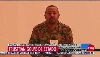 FOTO: Frustran golpe de Estado en Etiopia, 23 Junio 2019